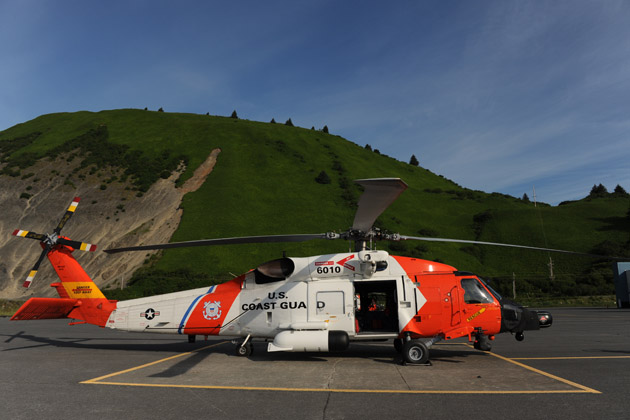 US Coast Guard selects Honeywell HUMS for MH-60T fleet